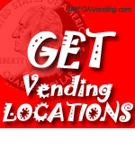 Find Vending Machine Locations &amp; Accounts