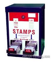 st machine post office