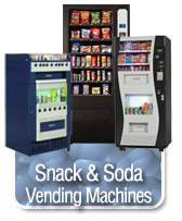 Snack & Soda Vending Machines